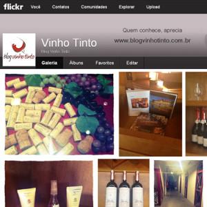 Confira as fotos do Blogvinhotinto no Flickr