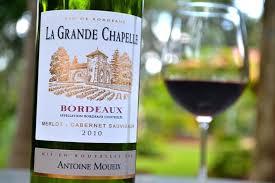 Vinhos do Velho Mundo - Os tradicionais não apresentam o nome da casta, mas o da região, como este Bordeaux