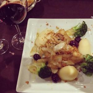 Harmonização de bacalhau e vinho