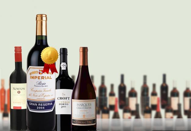 Um vinho espanhol é eleito o melhor de 2013