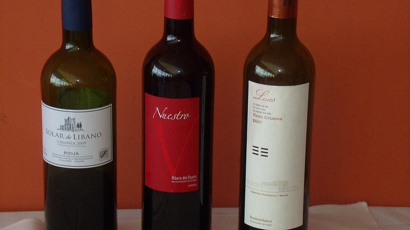 Sabe o que é vinho Crianza?