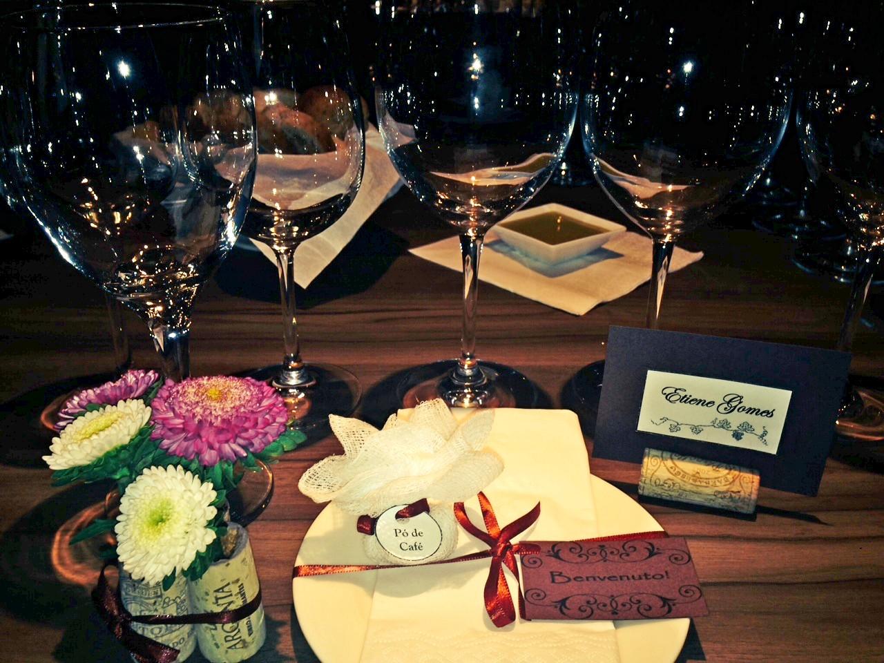 Adega Almeida e Winebrands promovem degustação