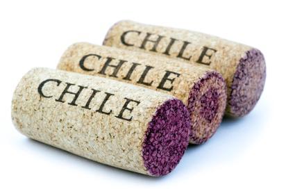 Vinhos chilenos no Brasil