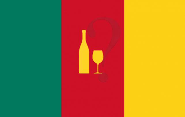 Há vinhos em camarões