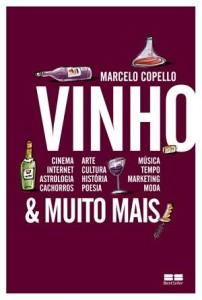 Livro de vinho do mês