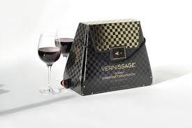 Vernissage - bolsa ou vinho?