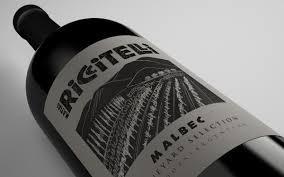 É um corte dos melhores malbecs das melhores parcelas dos três vinhedos da família Riccitelli