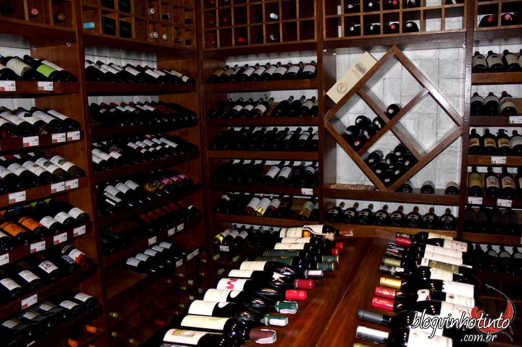 Art du Vin - 1200 rótulos, apenas 10% não são exclusivos