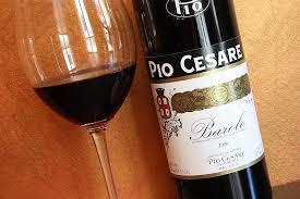 Barolo Pio Cesare 2009 - um dos deliciosos vinhos que será apresentado no evento e poderá ser degustado pelo público: excelente!!!!