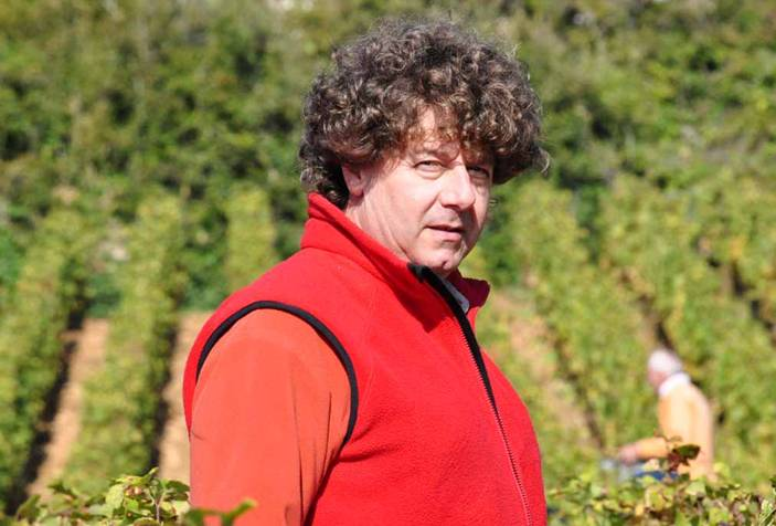 A minha maior descoberta foi quando provei os vinhos do Philippe Pacalet (produtor de vinhos biodinâmicos da Borgonha)