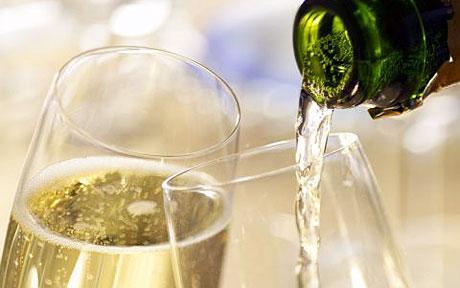 Oportunidade para degustar espumantes  produzidos com os mais variados tipos de uva – da tradicional Moscatel à elegante Pinot Noir
