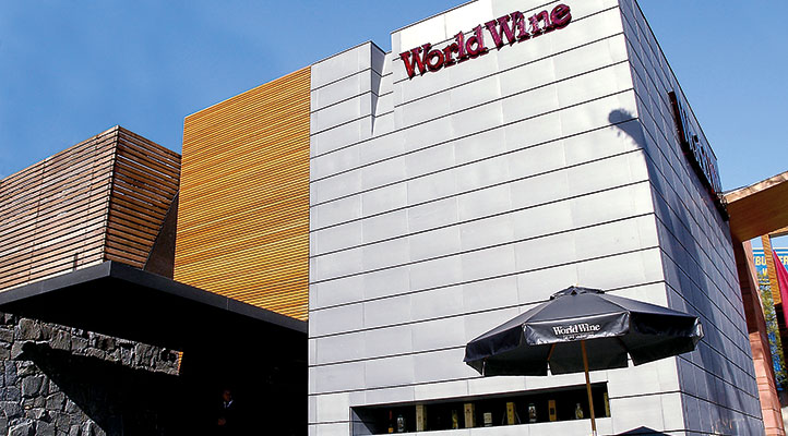 World WineMais de 2mil rótulos e representantes nas principais cidades do Brasil