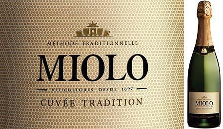 Cuvée Brut da Miolo: sucesso na Europa