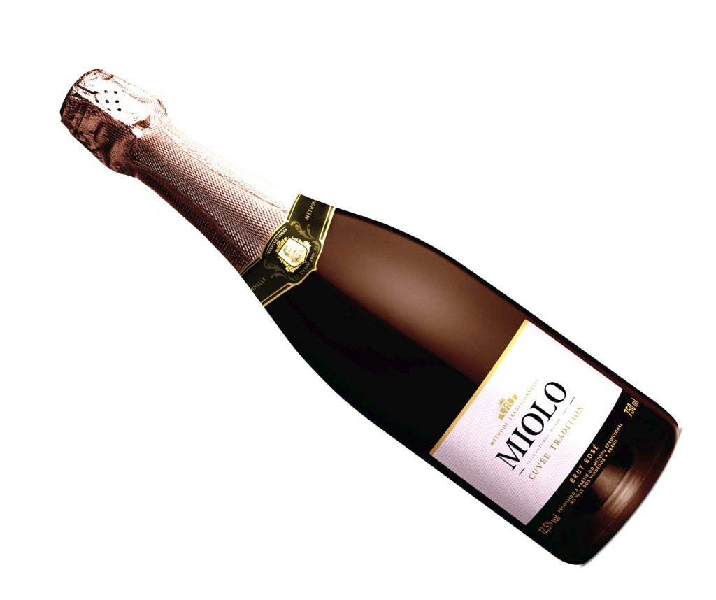 O próximo lançamento na Europa será a versão rosé do famoso espumante