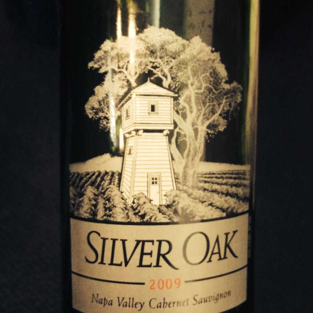 "Silver Oak 2009 - ""Cult Wine"" Californiano"