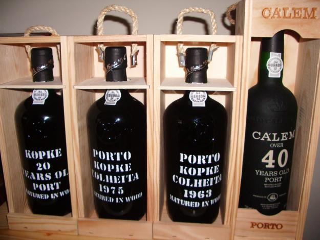 Doces e fortificados, os vinhos do Porto podem envelhecer por até um século