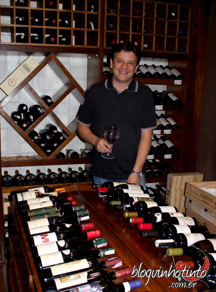 Parceria com a World Wine vai garantir excelentes rótulos no evento