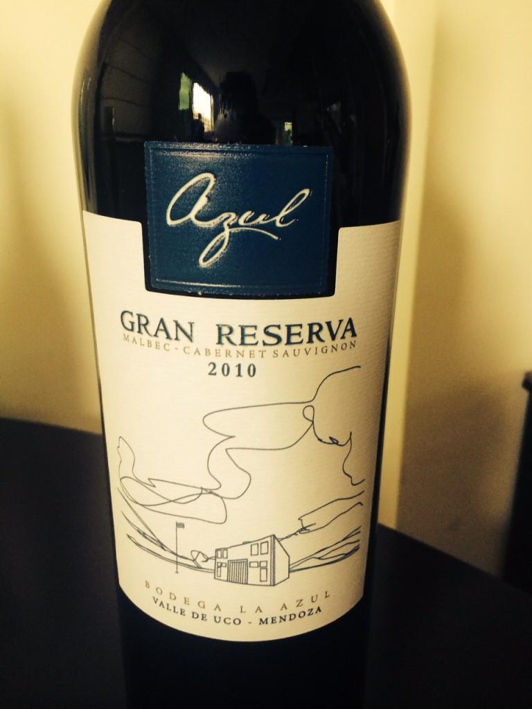 Produzido no Valle do Uco por vinícola Boutique (única da região com 100% de capital argentino)