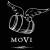 Os vinhos do Movi, normalmente, imprimem no contra-rótulo com a logomarca do Movimento