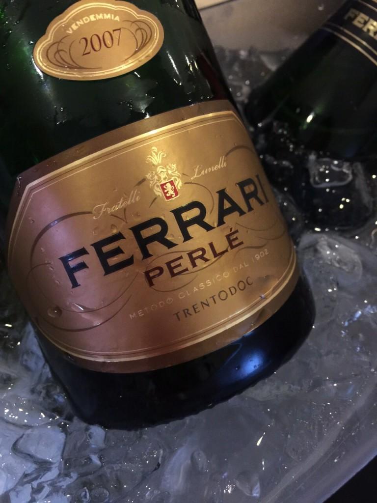 """Ferrari Perlé: para """"abrir os trabalhos"""" da noite"""