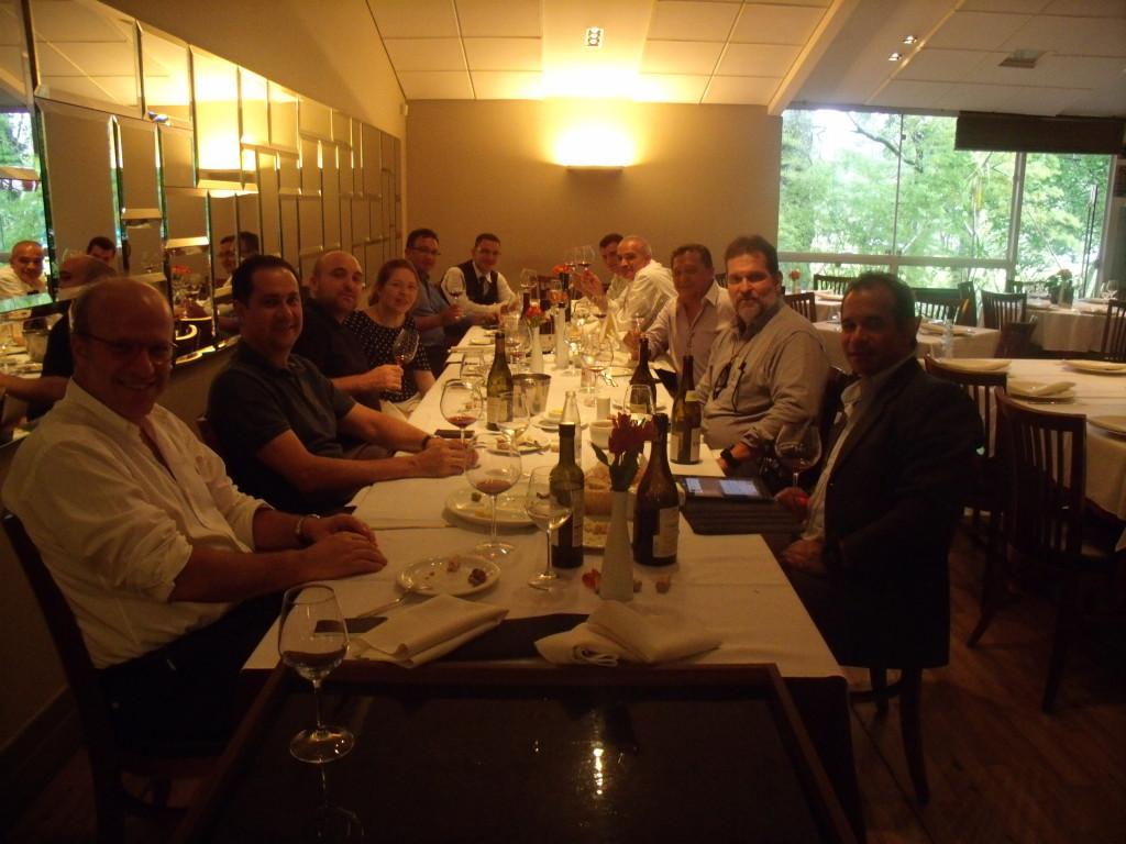Confraria Franciscana: Vinhos do Rhône na primeira reunião do ano