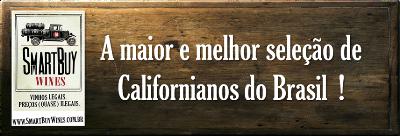 a maior selecao de vinhos californianos do Brasil