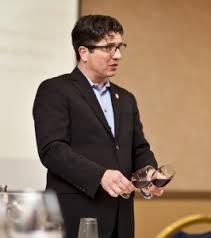 Master Sommelier David Glancy - idealizador do CSW e coordenador da San Francisco Wine School