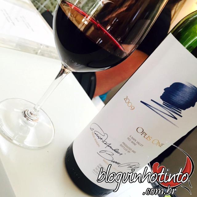 Opus One - vinho ícone do Napa Valley idealizado por Robert Mondavi e pelo Barão Philippe de Rotschild