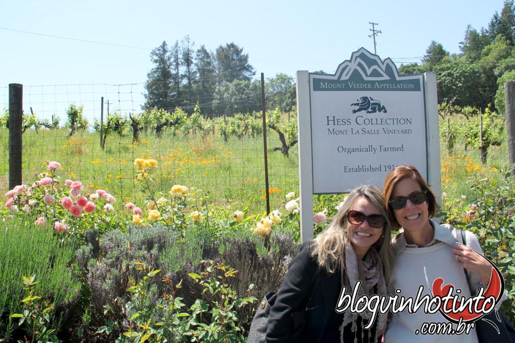 Eu com a querídissima Maryanne (blogueira do Hotel California Blog e guia especializada em tours pela Califórnia)
