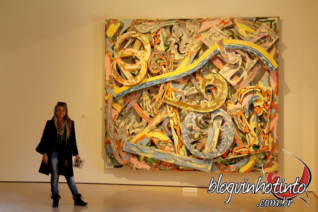 No local pode ser visitado um interessante Museu de Arte Moderna