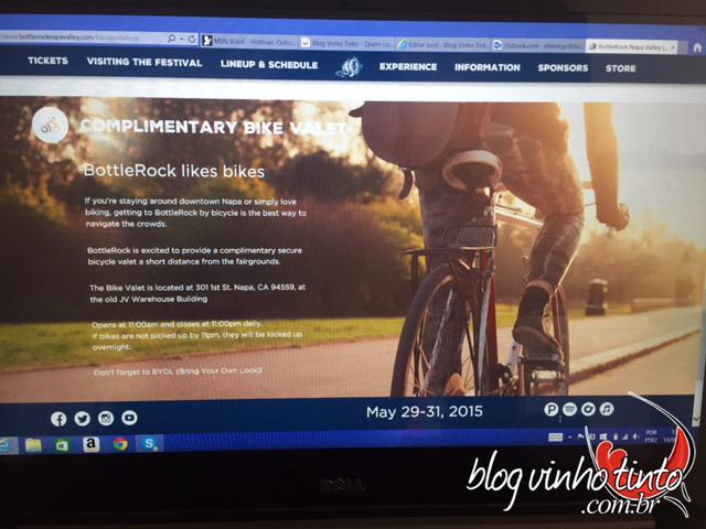 Preocupação em evitar tráfico - incentivo ao transporte público, solidário ou uso de bicicleta.