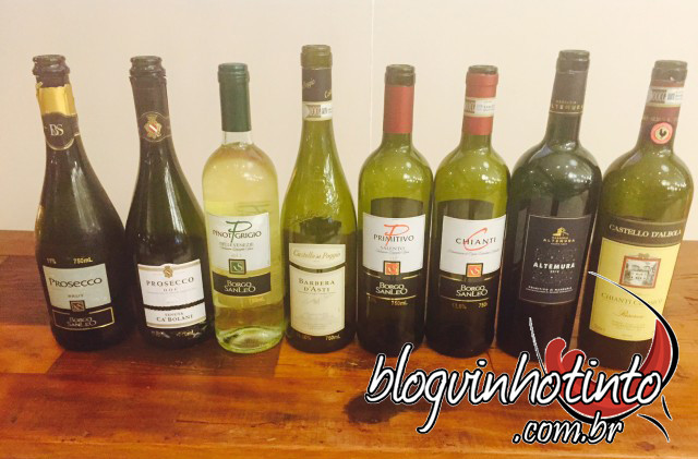 Durante o Jantar Regional serão servidos vinhos