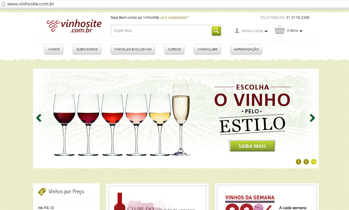 Vinhosite