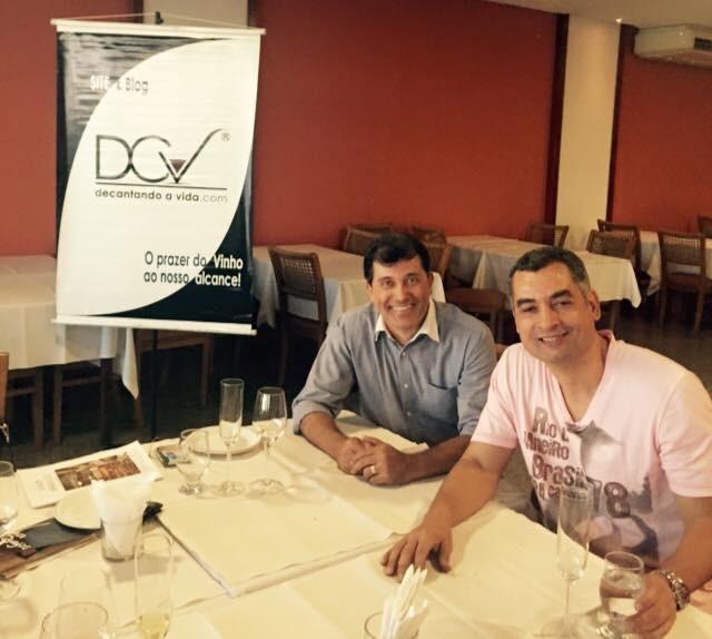Antonio Coêlho e Eugênio Oliveira, do site Decantando a Vida, foram os coordenadores técnicos da Avaliação
