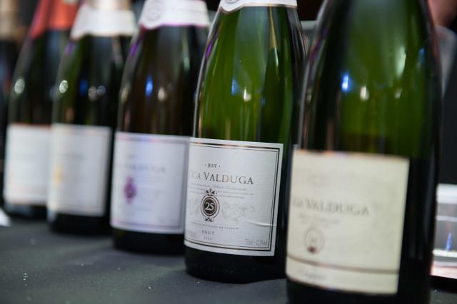 No dia 10 de novembro, os noivos poderão degustar os espumantes da Casa Valduga (Foto - Thomas BF)
