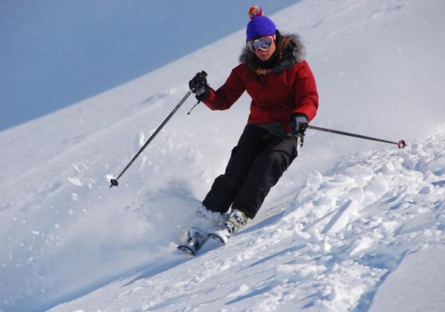 De julho a setembro é possível esquiar em Mendonza