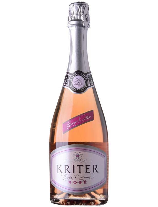 Entre os vinhos com desconto o refrescante Rosé Kriter