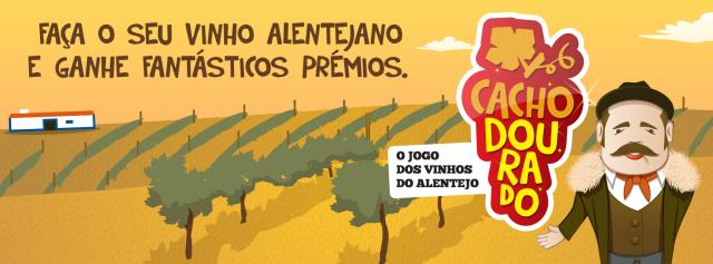 Cacho Douro - O Jogo das Vinhas do Alentejo