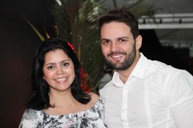 Betta Doelinger e César Santos uniram forças para produzirem a S W F em Brasília. Aguardem!