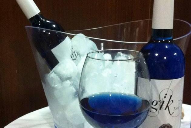 O Vinho Azul Gik