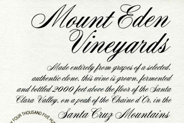 Quinto lugar do Wine Spectator -