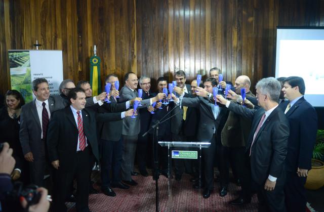 Frente parlamentar quer estimular produção de uva e vinho e reduzir impostos sobre o setor (Foto Nilson Batista)