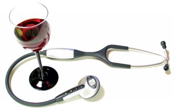 Os benefícios do Vinho!