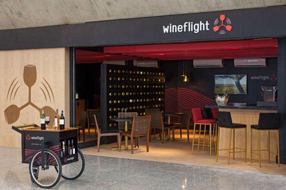 Wine Flight no Galeão (foto Rodrigo Azevedo - divulgação