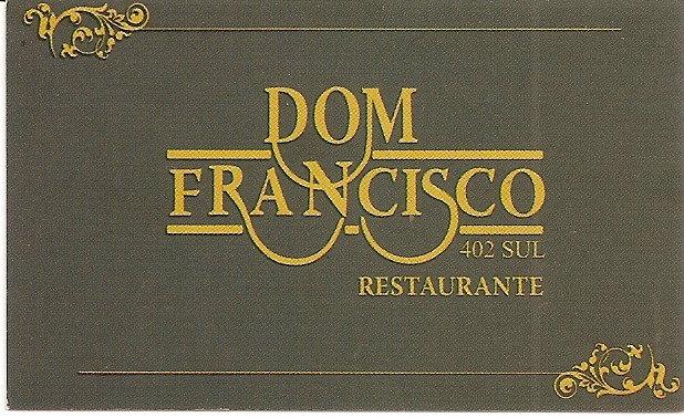 Dom Francisco 402 Sul