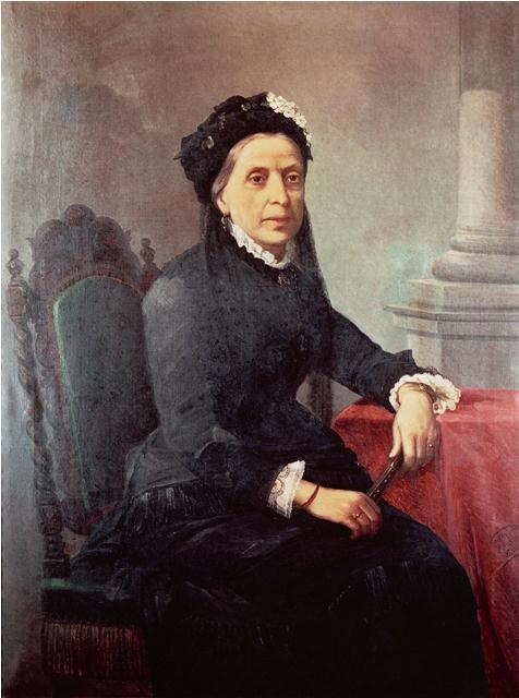 Sra. Dona Antónia Adelaide Ferreira