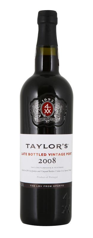 Taylors LBV 2008