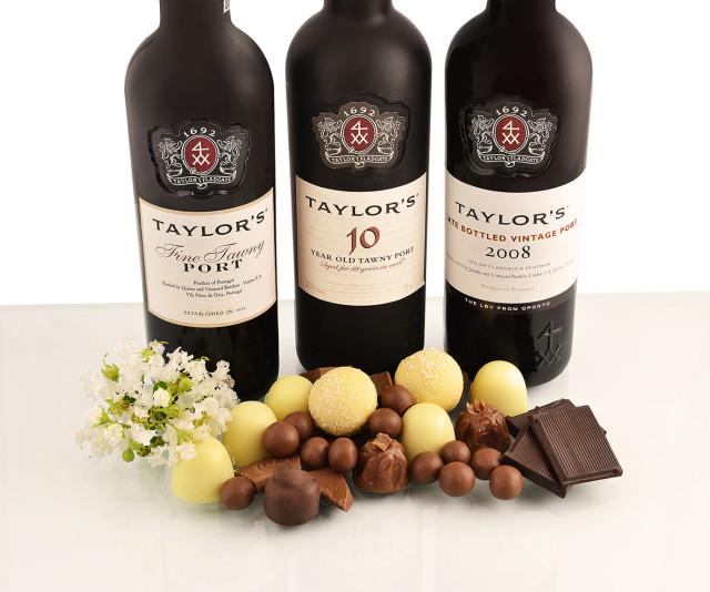 vinhos Taylors para a páscoa