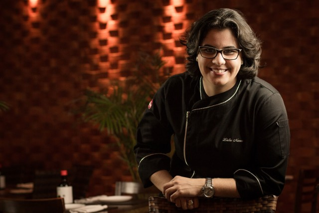 Chef Lídia Nasser. Foto: Thiago Bueno