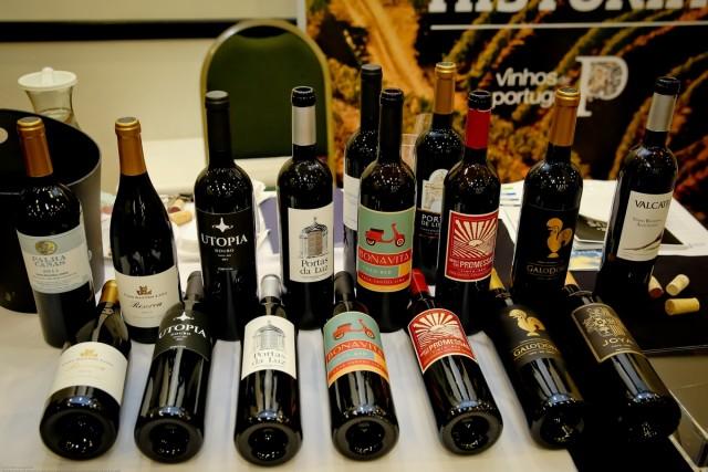 Degustação dos Vinhos de Portugal 2016, ocorrido no hotel DeVille, em Porto Alegre/RS. Foto: Marcos Nagelstein/ Agência Preview